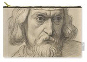 Study For The Head Of A Counsellor Carry-all Pouch