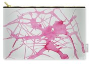 Study In Pink Carry-all Pouch