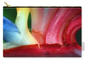Study Of A Bird Of Paradise 3 Carry-all Pouch