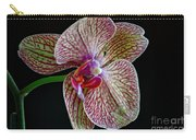 Study Of An Orchid 2 Carry-all Pouch