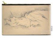 """Study Of """"venus De Milo"""" Carry-all Pouch"""