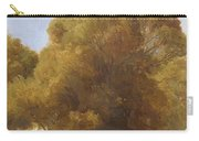 Study Of Trees 1849 Carry-all Pouch