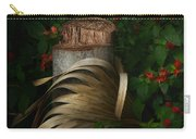 Stump And Frond Carry-all Pouch