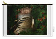 Stump And Frond Poster Carry-all Pouch