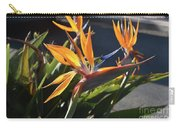 Stunning Bunch Of Flowers With Bright Orange Petals  Carry-all Pouch