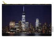 Stunning Nyc Skyline At Night Carry-all Pouch