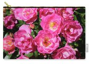 Stunning Pink Roses Carry-all Pouch