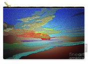 Stunning Sunset Carry-all Pouch