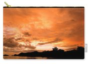 Stunning Tropical Sunset Carry-all Pouch