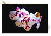 Stunning Twin Orchids Carry-all Pouch