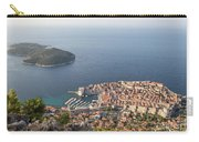 Stunning View Of Dubrovnik In Croatia Carry-all Pouch