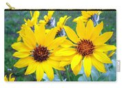 Stunning Wild Sunflowers Carry-all Pouch