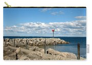 Sturgeon Point Marina On Lake Erie Carry-all Pouch