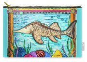 Sturgeon Carry-all Pouch