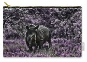 Styled Environment-the Modern Trendy Rhino Carry-all Pouch