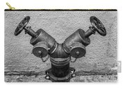 Stylish Stand Pipe Carry-all Pouch