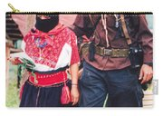 Subcommandante Marcos And Ramona Carry-all Pouch