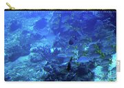 Submarine Underwater View Carry-all Pouch