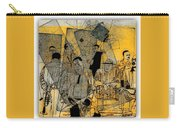 Submitted Cd Cover For The Band Bebop Complex 50's Jazz Revisited Carry-all Pouch