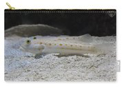 Substrate-sifting Diamond Watchman Goby Pair Carry-all Pouch