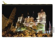 Subtropical Church Garden - St Lawrence In Birgu Malta Carry-all Pouch
