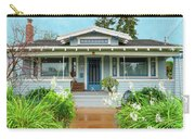 Suburban Arts And Crafts House Hayward California 8 Carry-all Pouch