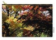 Suburban Autumn Carry-all Pouch
