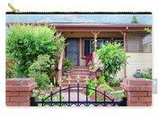 Suburban House Hayward California 38 Carry-all Pouch