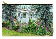 Suburban House Hayward, California 7, Suburbia Series Carry-all Pouch