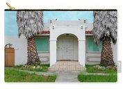 Suburban Surveillance House On Montgomery Avenue Hayward California 6 Carry-all Pouch