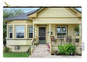Suburban Victorian Cottage House Hayward California 37 Carry-all Pouch