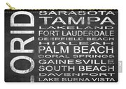 Subway Florida State 3 Square Carry-all Pouch