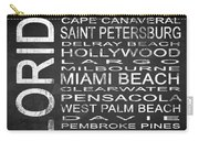 Subway Florida State Square Carry-all Pouch
