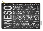 Subway Minnesota State Square Carry-all Pouch