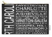 Subway North Carolina State Square Carry-all Pouch