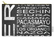 Subway Peru 2 Carry-all Pouch