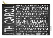 Subway South Carolina State Square Carry-all Pouch