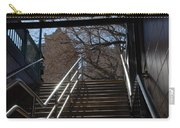 Subway Stairs Carry-all Pouch