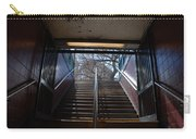 Subway Stairs To Freedom Carry-all Pouch