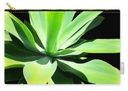 Succulent Agave Art By Sharon Cummings Carry-all Pouch