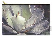 Succulent Raindrops Carry-all Pouch