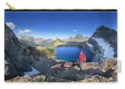 Sue Lake Overlook 2 - Glacier National Park Carry-all Pouch
