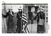 Suffragettes, C1910 Carry-all Pouch