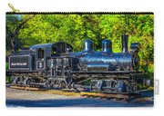 Sugar Pine Railway Train Carry-all Pouch