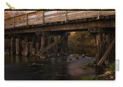 Sugar River Trestle Wisconsin Carry-all Pouch