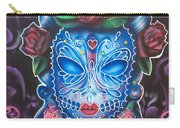 Sugar Skull Carry-all Pouch