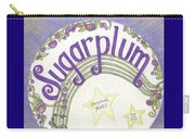 Sugarplum Logo Carry-all Pouch