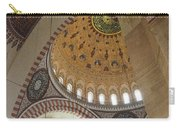 Suleymaniye Arches And Domes Carry-all Pouch