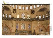 Suleymaniye Mosque Interior Carry-all Pouch