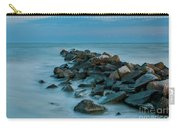 Sullivan's Island Rock Jetty Carry-all Pouch